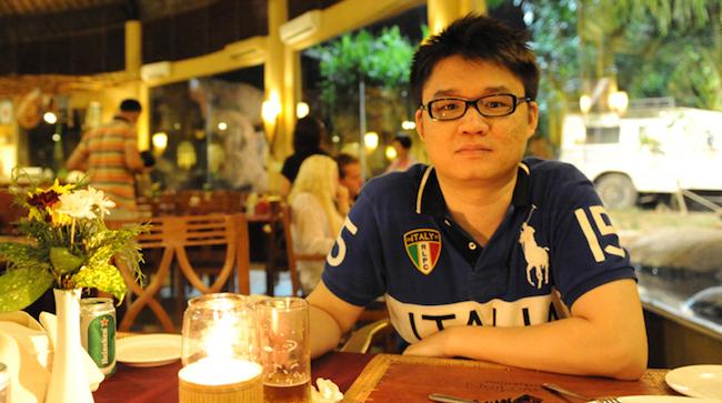 Hongkiat Lim adsense earing star