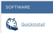 QuickInstall hostgator 1