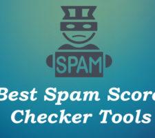 Spam Score Checker Tool