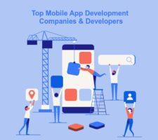 Top Mobile App Development Companies & Developers