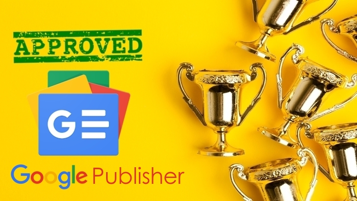 google publisher approved guest blog site