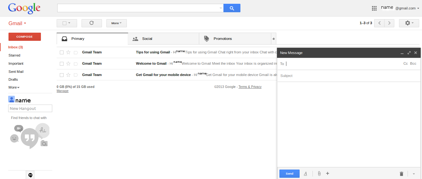 How to Update gmail 2020
