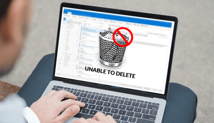 How to Delete Emails in Outlook? Check All DIY Solutions