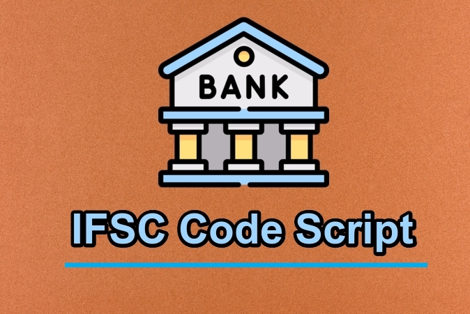 IFSC Code Website Script Download – WordPress Theme