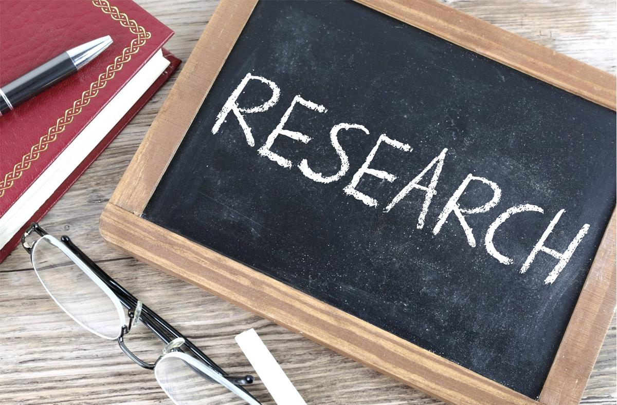research blog post