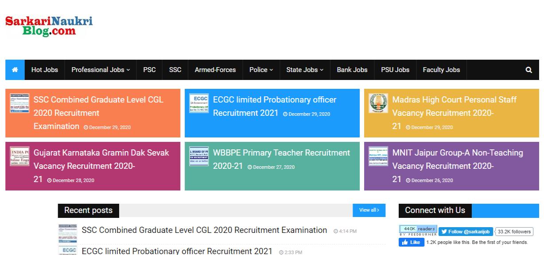 Sarkari-Naukri-Government-Govt-Jobs-in-India-SarkariNaukriBlog-com