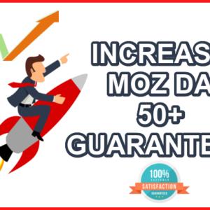 How To Increase Blog DA to 50+